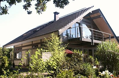 Frei-Raum-Haus 12x9-F von Frei-Raum-Haus - Dipl.-Ing. Schminder