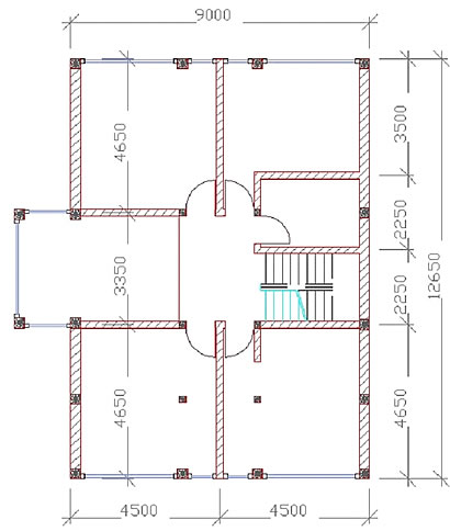 Dachgeschoss Frei-Raum-Haus 12x9-F von Frei-Raum-Haus - Dipl.-Ing. Schminder