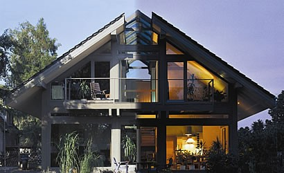 Frei-Raum-Haus 9x9-F von Frei-Raum-Haus - Dipl.-Ing. Schminder