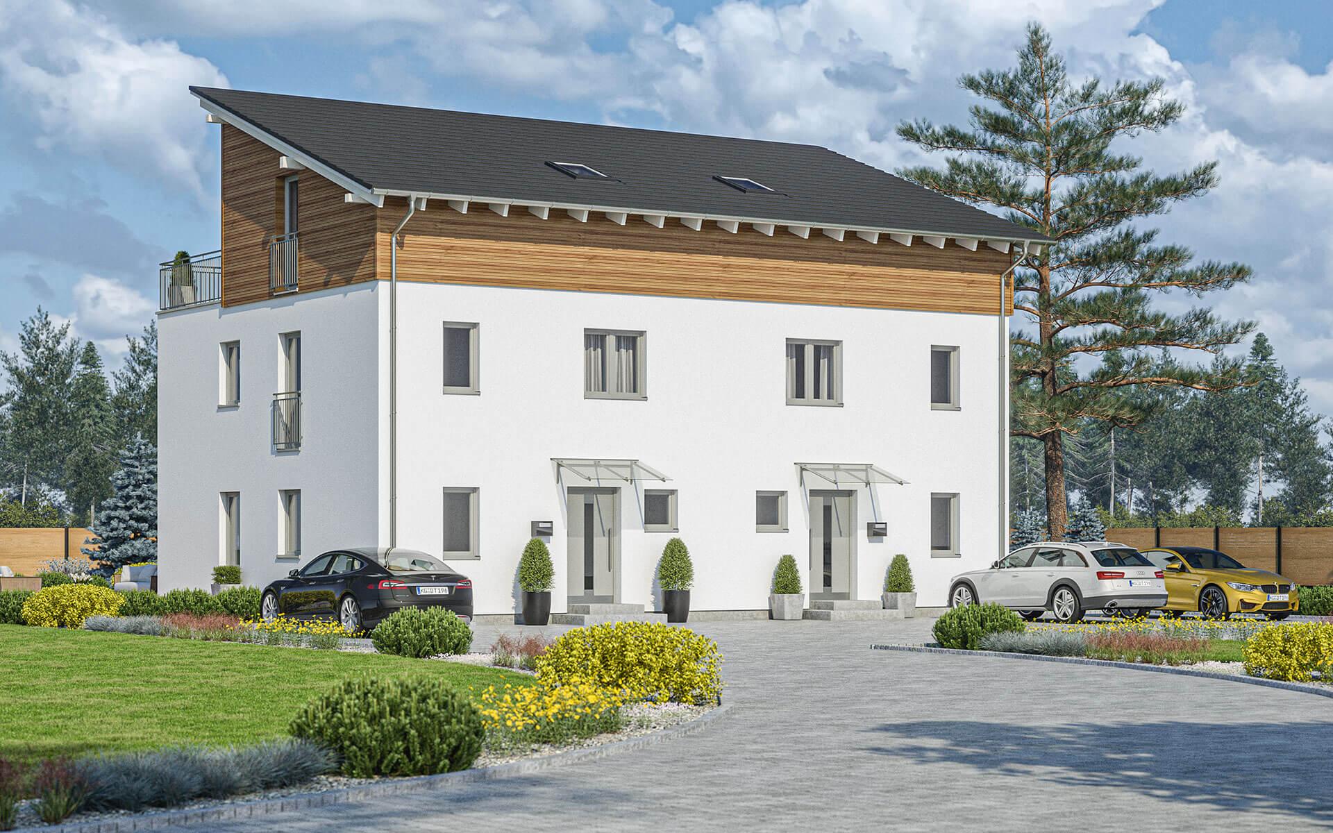 Haas D 112 A von Haas Fertigbau GmbH