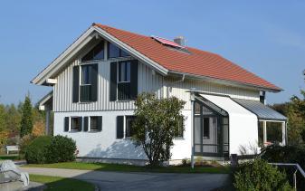 Haas Haus - Musterhaus Haas MH Falkenberg 160
