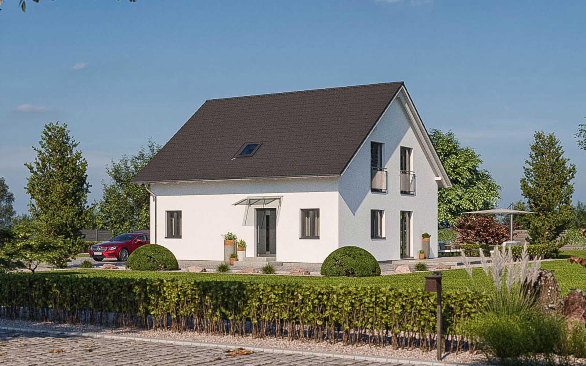 Haas Z 159 B von Haas Fertigbau GmbH