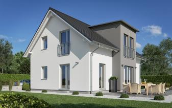 Haas Haus - Musterhaus Haas S 140 A