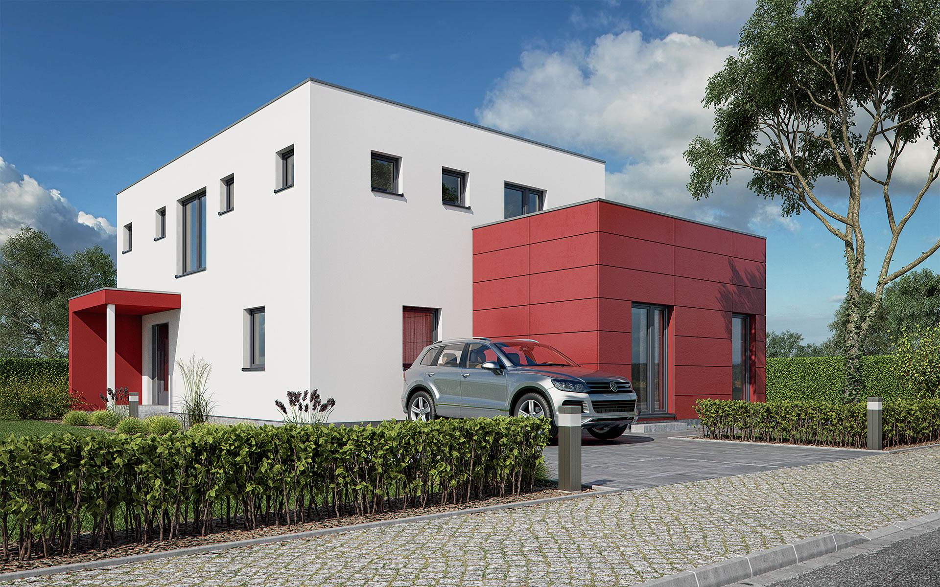 Haas S 154 D von Haas Fertigbau GmbH