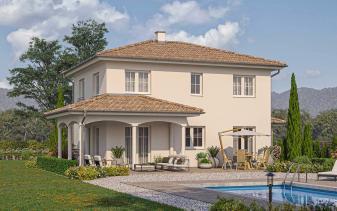 Haas Haus - Musterhaus Villa Toskana