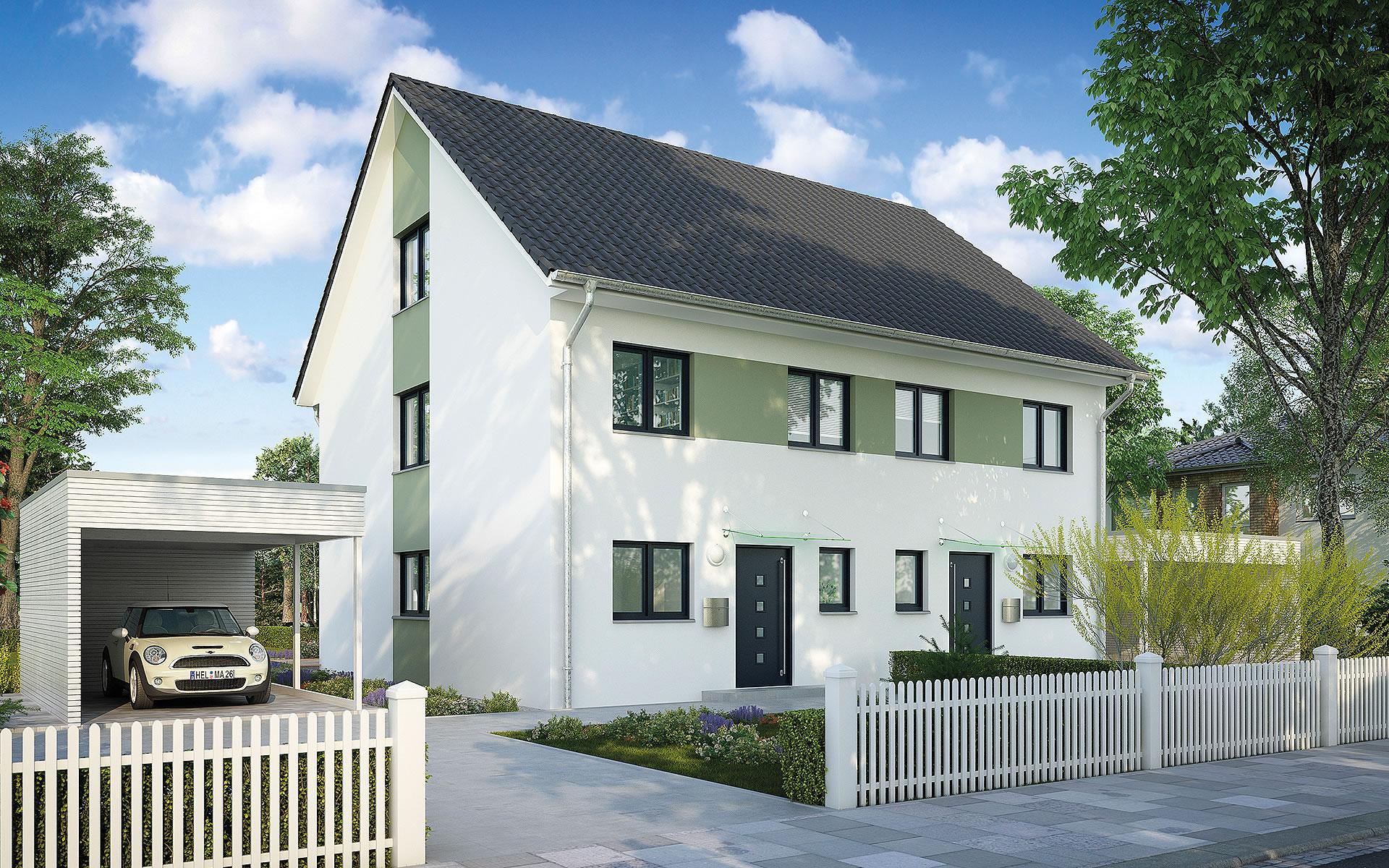 Bristol von HELMA Eigenheimbau AG