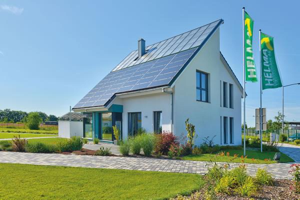 EnergieAutarkesHaus von HELMA Eigenheimbau AG