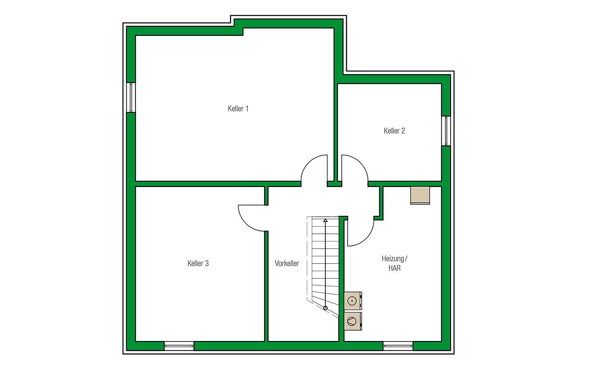 Keller Florenz von HELMA Eigenheimbau AG