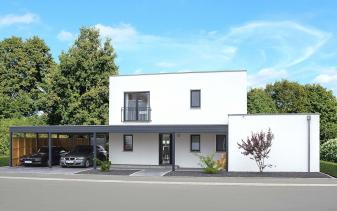 Lehner-Haus - Musterhaus Homestory 314