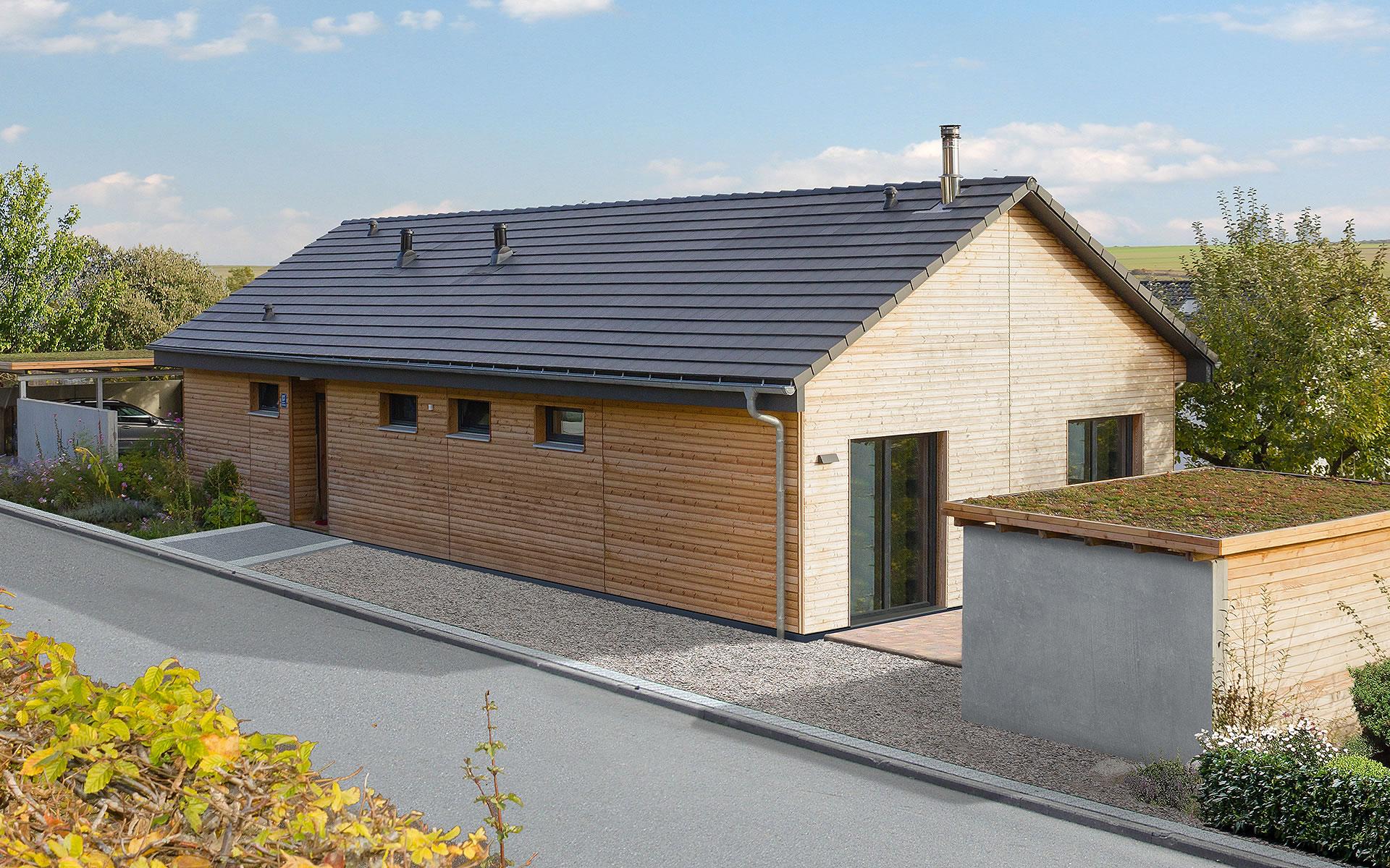 Homestory 381 von Lehner-Haus GmbH
