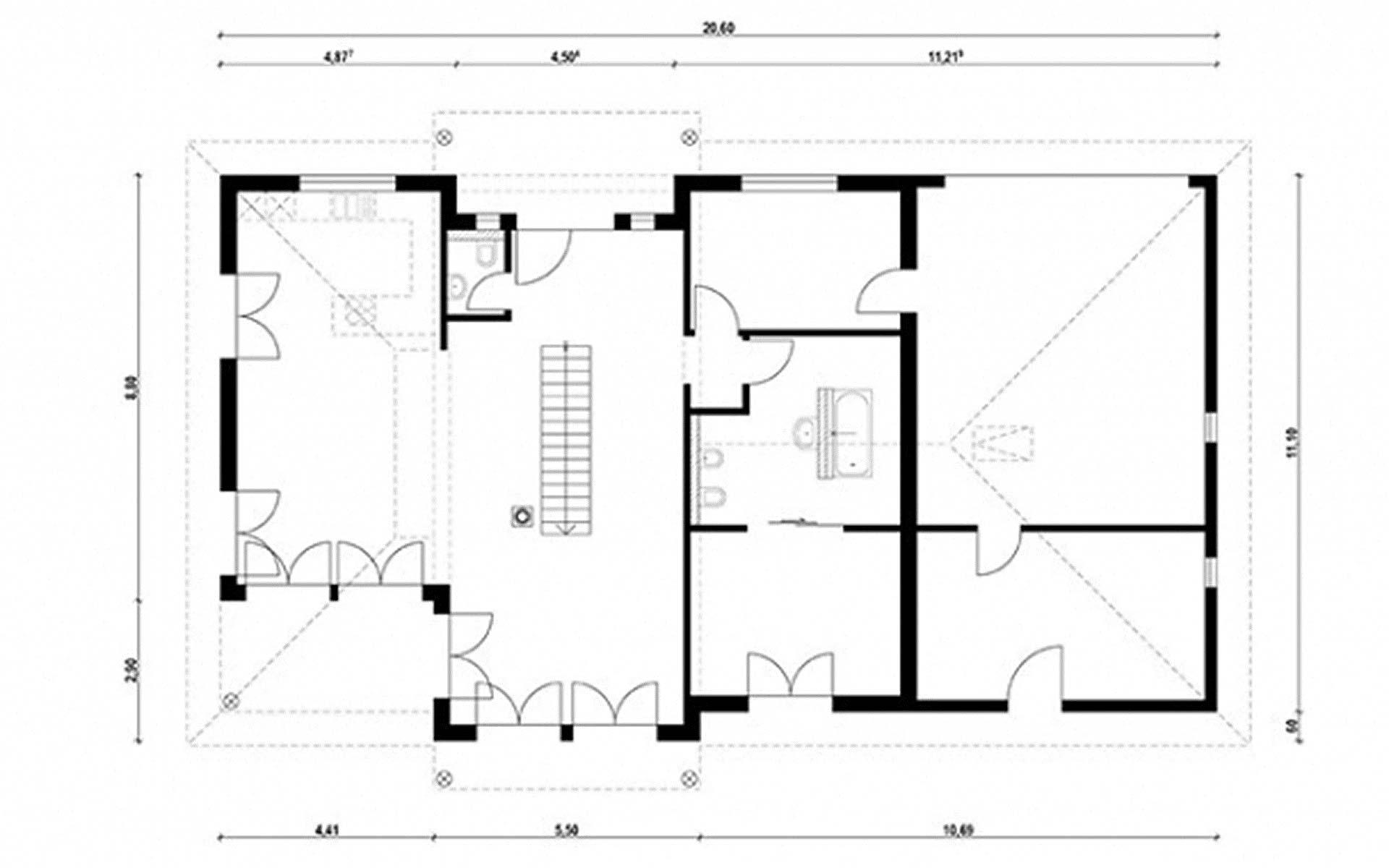 Erdgeschoss Homestory 898 von Lehner-Haus GmbH