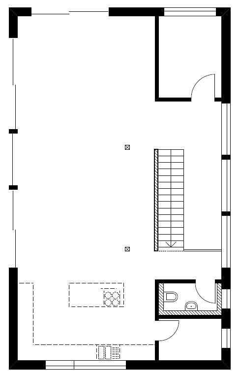 Erdgeschoss Homestory 913 von Lehner-Haus GmbH