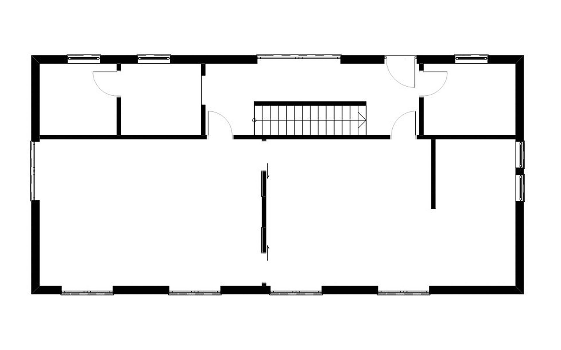 Erdgeschoss Homestory 245 von Lehner-Haus GmbH