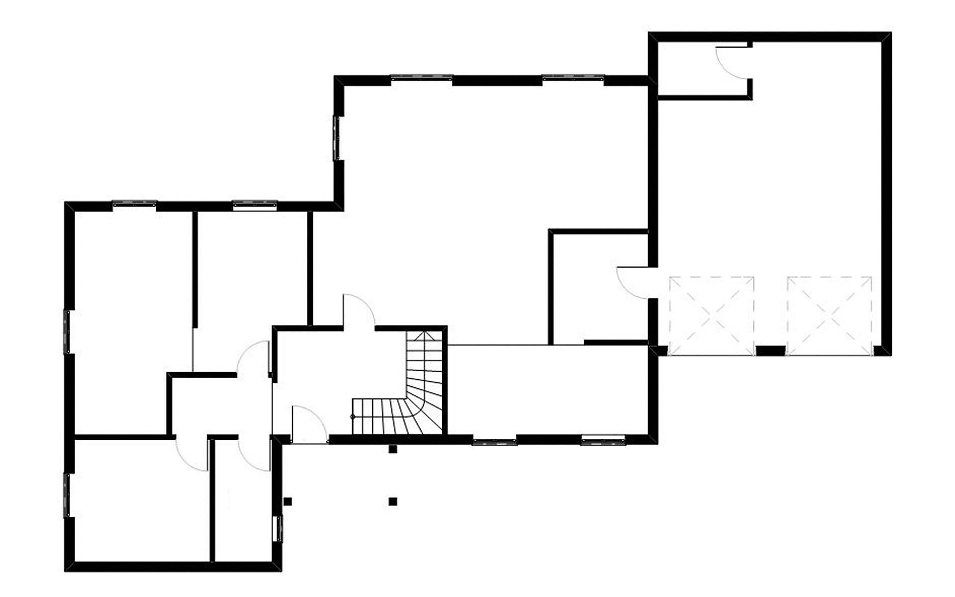 Erdgeschoss Homestory 639 von Lehner-Haus GmbH