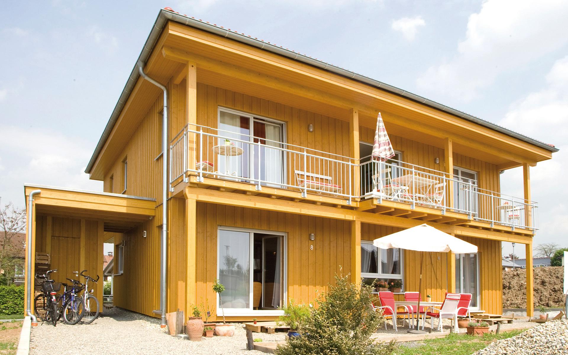 Homestory 697 von Lehner-Haus GmbH