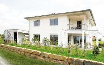 Lehner-Haus - Musterhaus Homestory 783