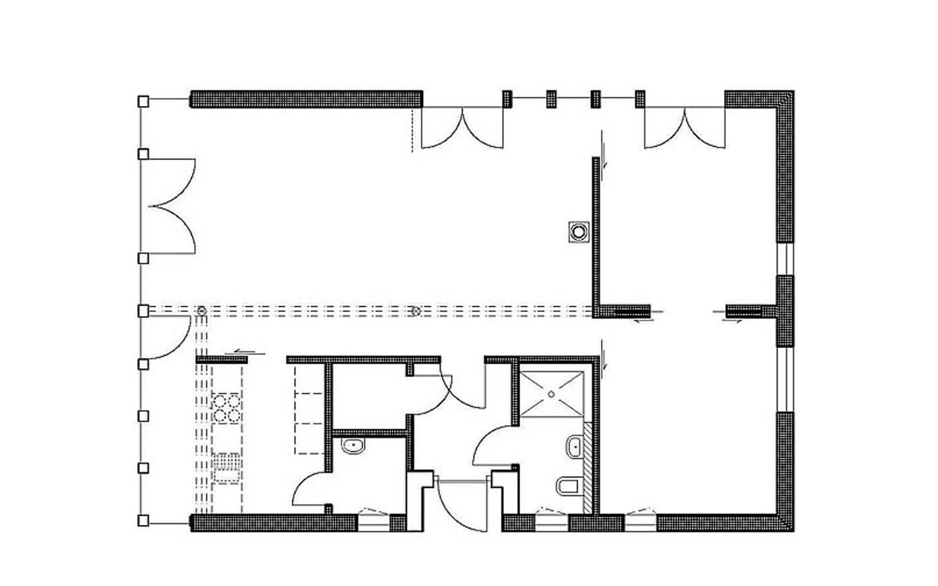 Erdgeschoss Homestory 597 von Lehner-Haus GmbH