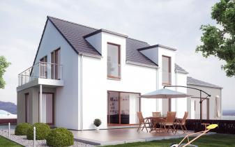 Living Haus - Musterhaus SOLUTION 183 V2