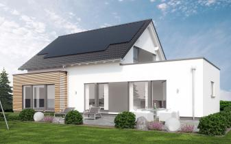 Living Haus - Musterhaus SOLUTION 183 V3