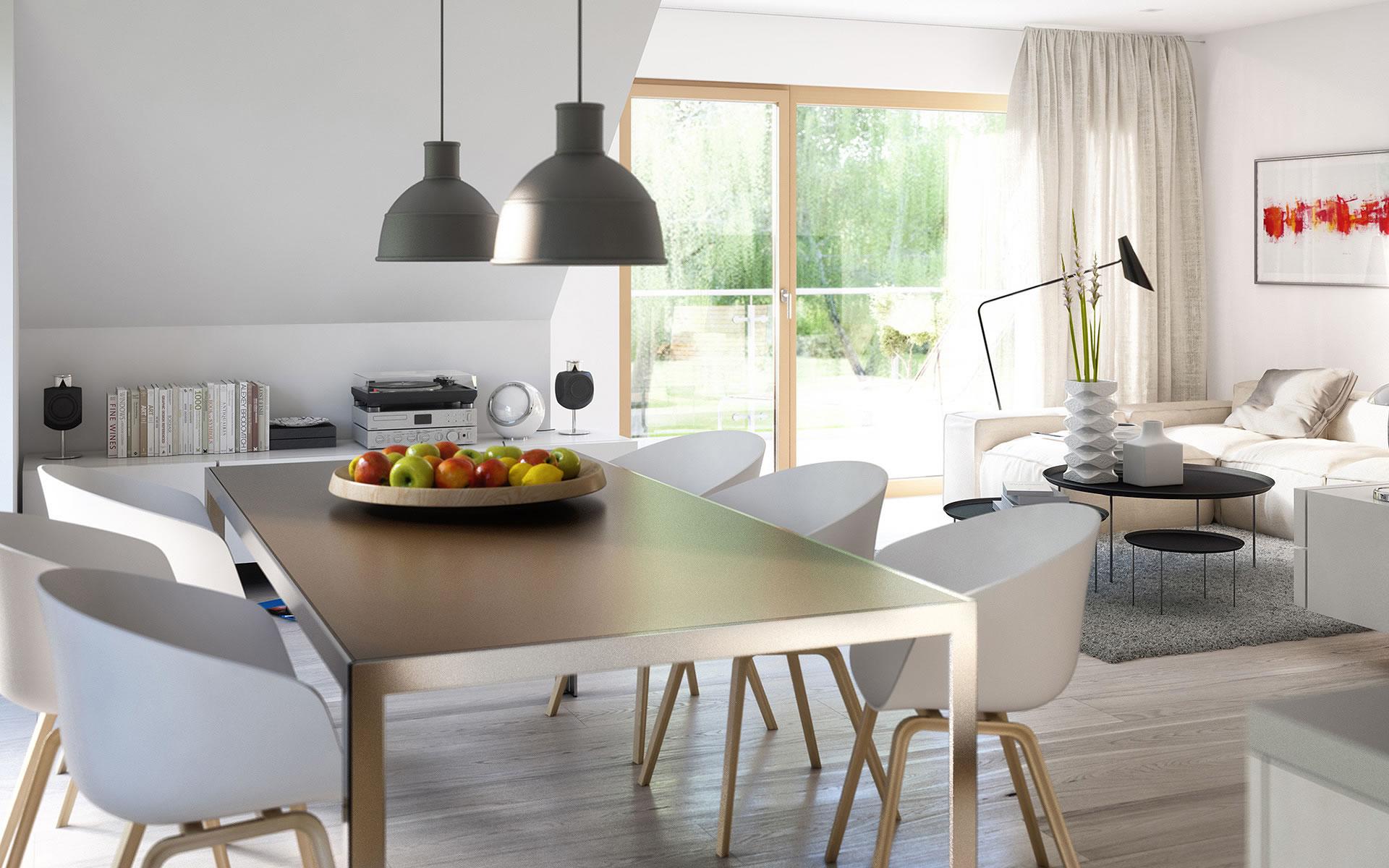 SOLUTION 204 V2 von Living Fertighaus GmbH