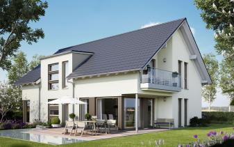 Living Haus - Musterhaus SOLUTION 204 V2