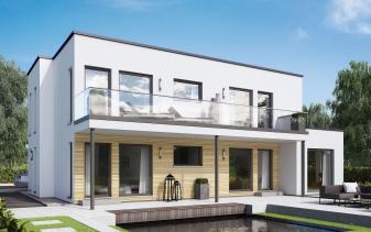 Living Haus - Musterhaus SOLUTION 204 V8
