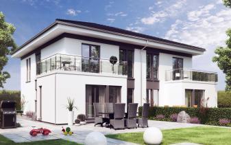 Living Haus - Musterhaus SOLUTION 242 V6