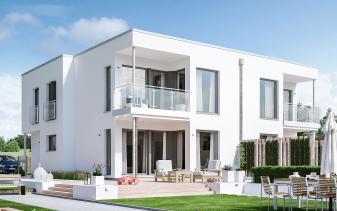 Living Haus - Musterhaus SOLUTION 242 V7