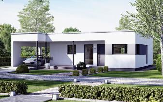 Living Haus - Musterhaus SOLUTION 78 V10