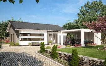 Living Haus - Musterhaus SOLUTION 87 V3