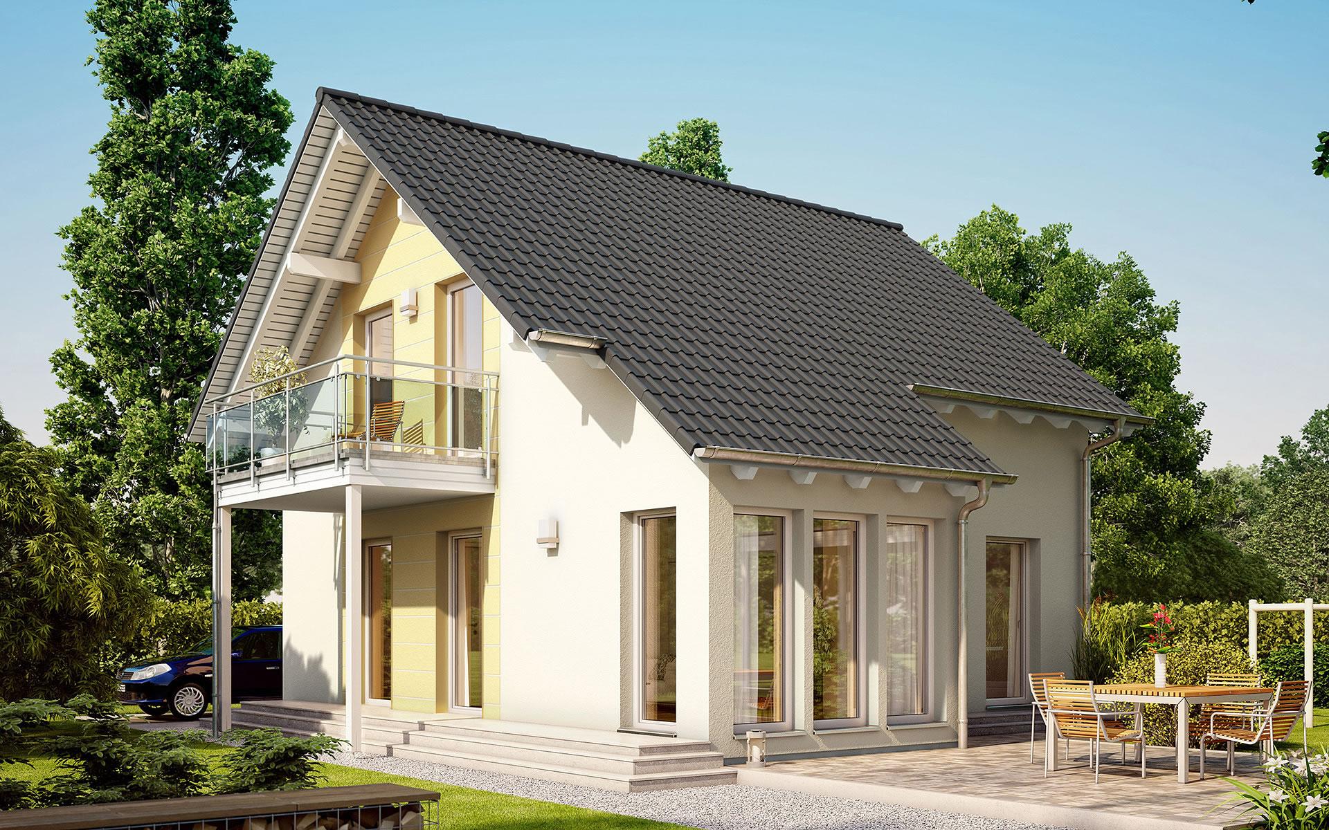 SUNSHINE 113 V2 von Living Fertighaus GmbH