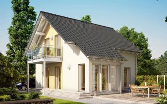 Living Haus - Musterhaus SUNSHINE 113 V2