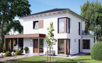 Living Haus - Musterhaus SUNSHINE 113 V7