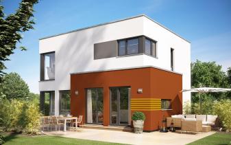 Living Haus - Musterhaus SUNSHINE 113 V8