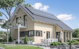Living Haus - Musterhaus SUNSHINE 125 V2