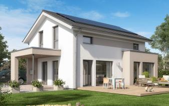 Living Haus - Musterhaus SUNSHINE 125 V5