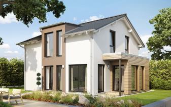 Living Haus - Musterhaus SUNSHINE 126 V5
