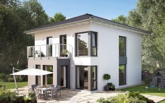 Living Haus - Musterhaus SUNSHINE 136 V7