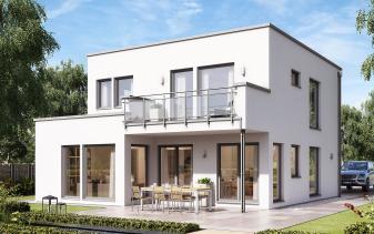 Living Haus - Musterhaus SUNSHINE 136 V8
