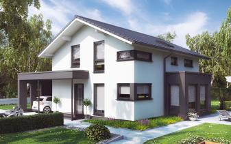 Living Haus - Musterhaus SUNSHINE 143 Mülheim-Kärlich