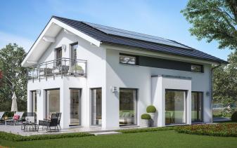 Living Haus - Musterhaus SUNSHINE 143 V4
