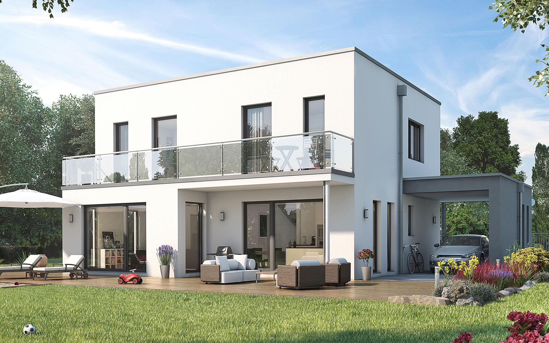 SUNSHINE 143 V7 von Living Fertighaus GmbH