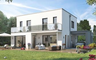 Living Haus - Musterhaus SUNSHINE 143 V7