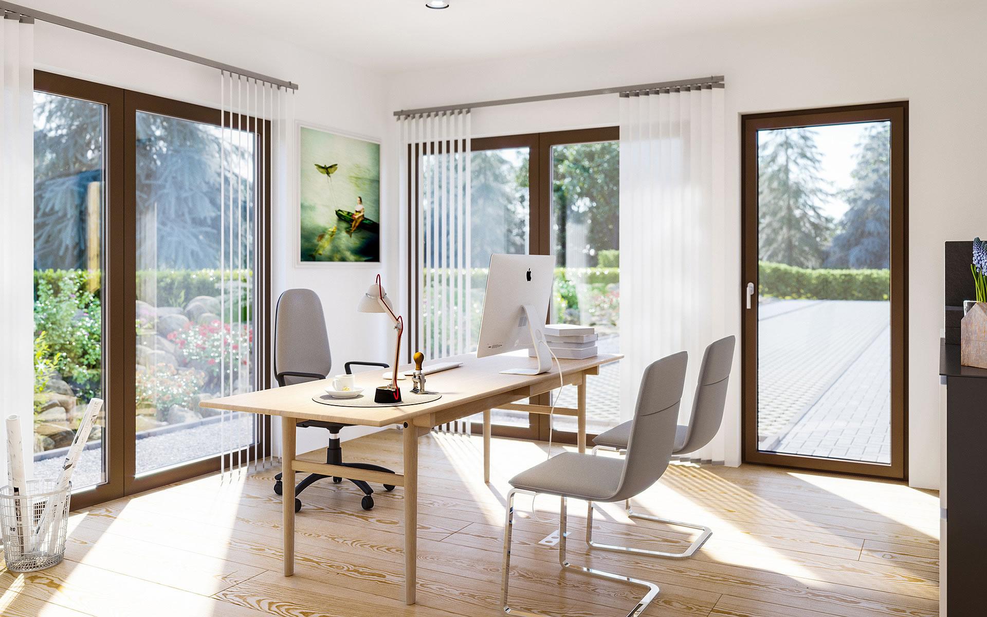 SUNSHINE 144 V3 von Living Fertighaus GmbH