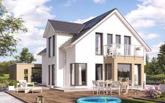 Living Haus - Musterhaus SUNSHINE 144 V3