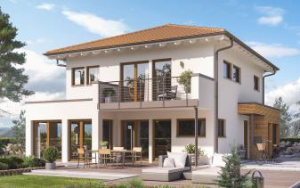 Living Haus - Musterhaus SUNSHINE 144 V6