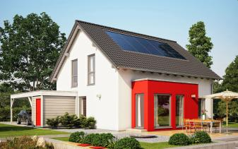 Living Haus - Musterhaus SUNSHINE 151 V2