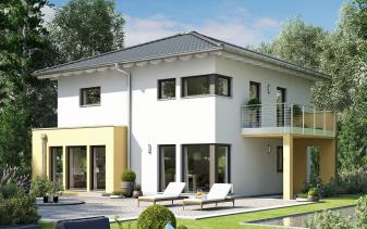 Living Haus - Musterhaus SUNSHINE 151 V7