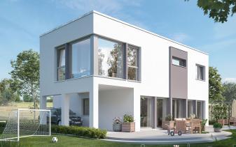 Living Haus - Musterhaus SUNSHINE 154 V7