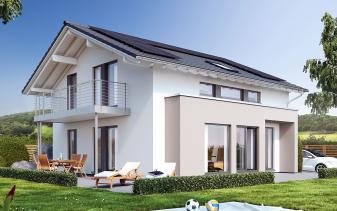 Living Haus - Musterhaus SUNSHINE 154 V4